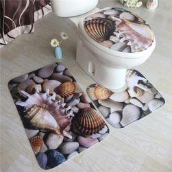Három részes fürdőszobai szőnyeg