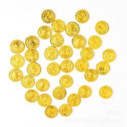 Pirátské zlaté mince UJ4