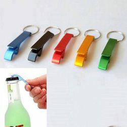 Aluminiowy otwieracz - brelok do kluczy - różne kolory