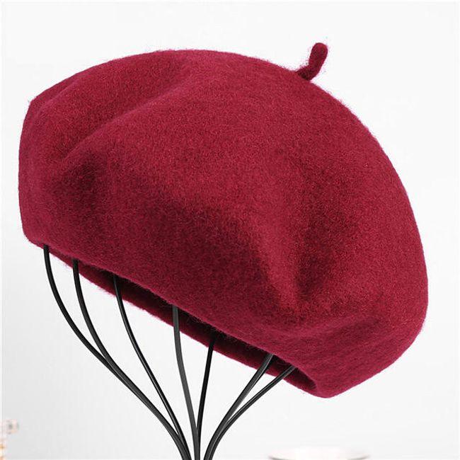 Elegantna francuska bareta 1