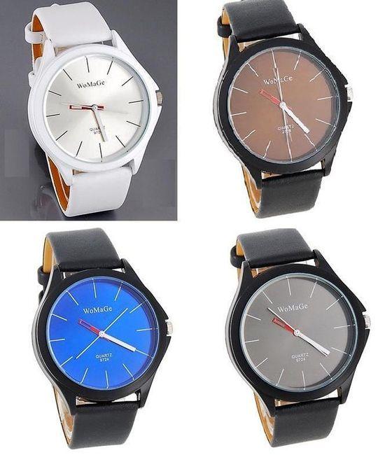 Pánské hodinky Womage - 4 barvy 1