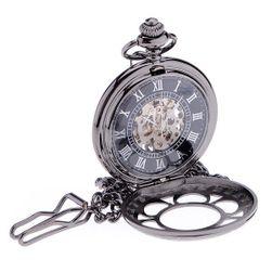 Ceas de buzunar în design vintage