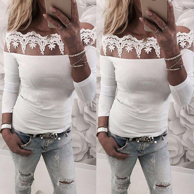 Női hosszú ujjú póló DT104