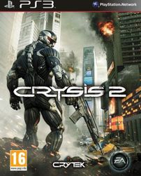 Hra (PS3) Crysis 2