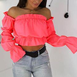 Ženska majica sa opuštenim rukavima Tierra