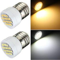 Żarówka E27 1,5W LED - 2 barwy światła