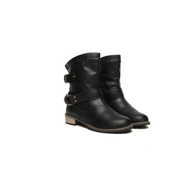 Dámské kotníkové boty Asha 1