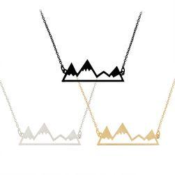 Lančić sa priveskom u obliku planine
