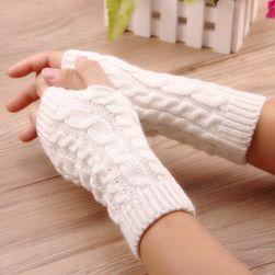 Zimske pletene navlake za ruke