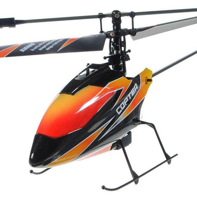 4-kanálová RC helikoptéra V911 1