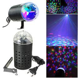 Lampă disco rotativă