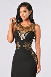 Dámské šaty Misty - velikost 2