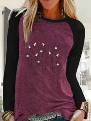 Ženska majica dugih rukava HF6