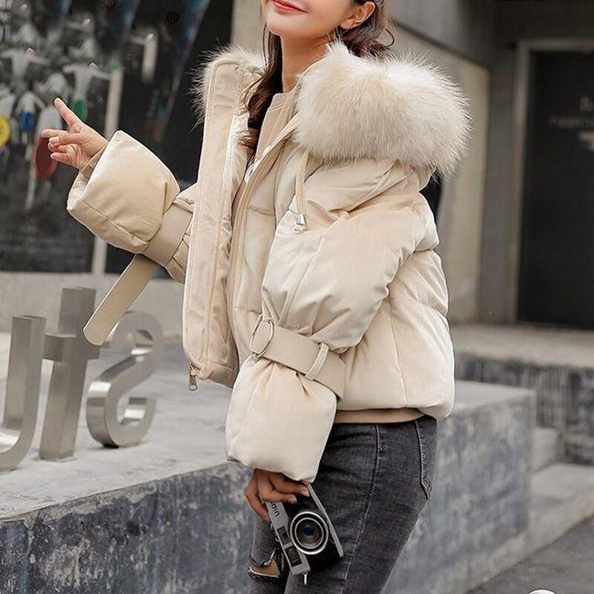 Ženska zimska jakna Presley 1