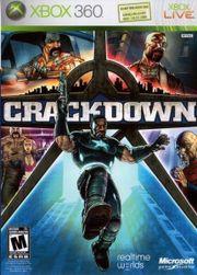 Igra (Xbox 360) Crackdown