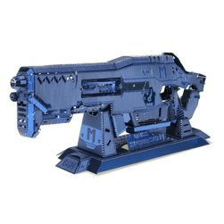 3D metalna slagalica - oružje