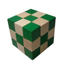 Drvena igračka Cube