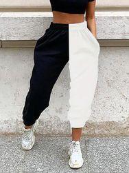 Pantaloni casual de damă Zilthai