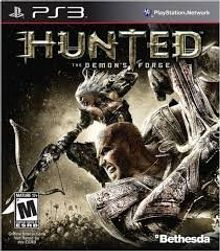 Hra (PS3) Hunted: The Demon's Forge