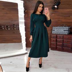 Ženska haljina sa dugačkim rukavima Felone