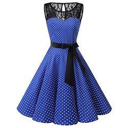 Vintage šaty Amice