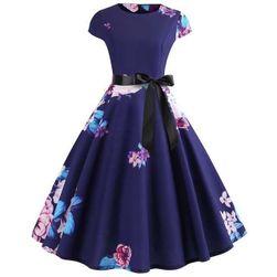 Vintage šaty Leslie