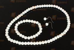 Perličkový set šperků