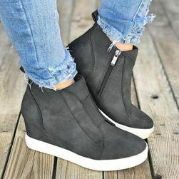 Dámske topánky na kline JHZ5