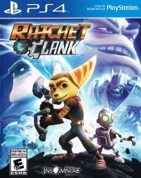 Hra (PS4) Ratchet & Clank