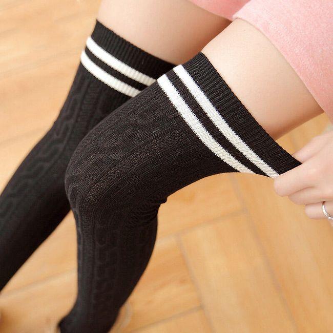 Bayan dis üstü çorap MKl2 1