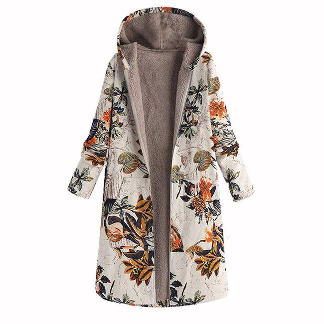 Kabát stílusú pulóver Lenila 1