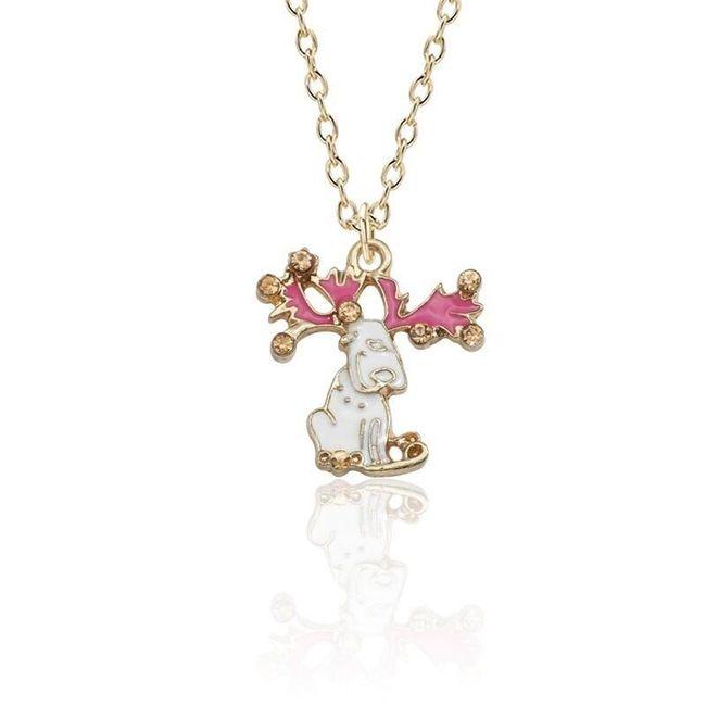 Dámský náhrdelník BO213 1