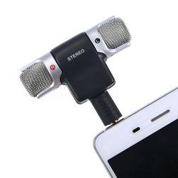Univerzální mikrofon pro smartphone
