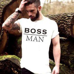 Мъжка тениска за шефове