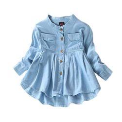 Рубашка для девочки Ellie