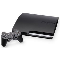 Herní konzole PlayStation 3 Slim 260 GB