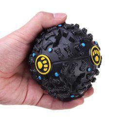 Zdobiona piłka dla psów