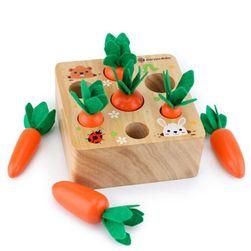 Dřevěná hračka Rabbit