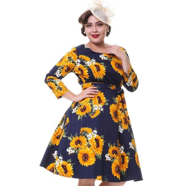 Női A szabású ruha Fay