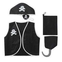 Детский костюм пирата LP77