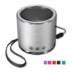 Hordozható mini hangszóró - 6 szín