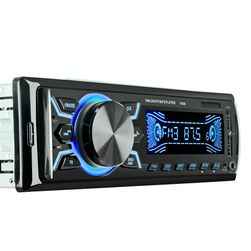 Autoradio Labo Stereo, 6 colors, MP3, USB