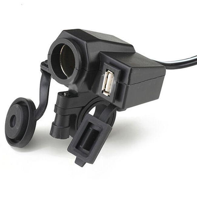 Vízálló 12 V és USB aljzat egyben - univerzális felhasználás 1