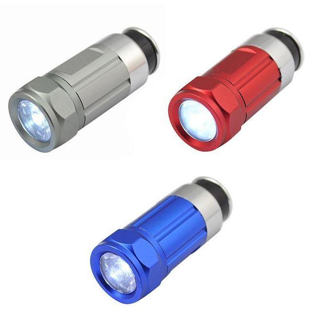 Nabíjecí svítilna do auta - na výběr ze 3 barev 1