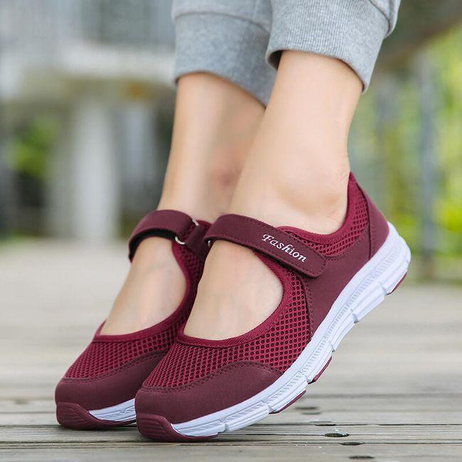 Ženske prozračne sandale Melaina - 5 boja 1