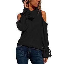 Ženska majica sa otkrivenim ramenima Pris
