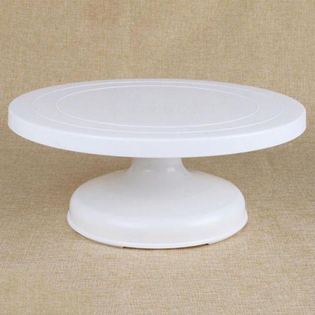 Otočný stojan na dort 28 cm 1
