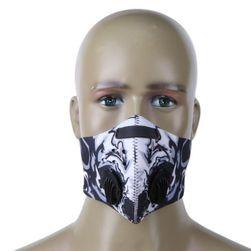 Sportovní maska na obličej