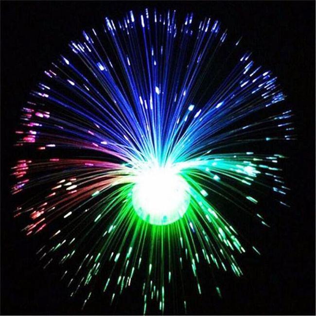 Lampa sa optičkim vlaknima 1