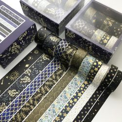 Washi tape strips Maia